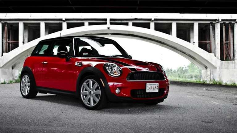 Auto Doctor: Mini Cooper S prone to carbon buildup | Newsday