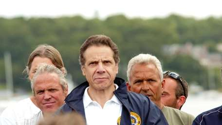 Gov. Andrew M. Cuomo. (Sept. 21, 2013)