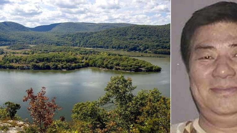 A body found floating in the Hudson River