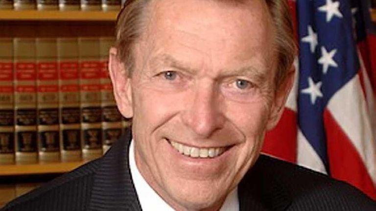 John B. Riordan has been the Oyster Bay
