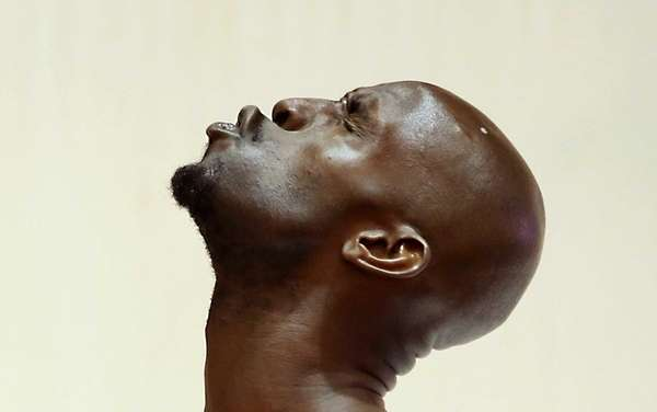 Brooklyn's Kevin Garnett poses for a portrait during