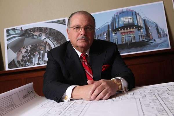 Vincent Polimeni, a commercial real estate developer who