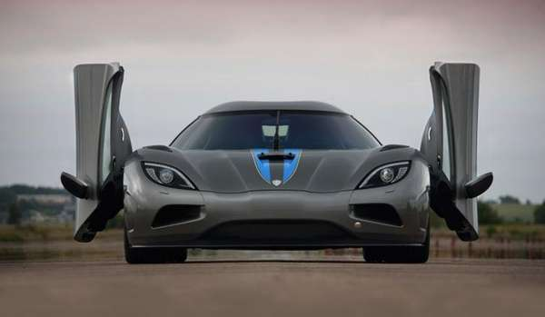 The base model Koenigsegg Agera has seven speeds