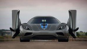 The base model Koenigsegg Agera has seven speeds