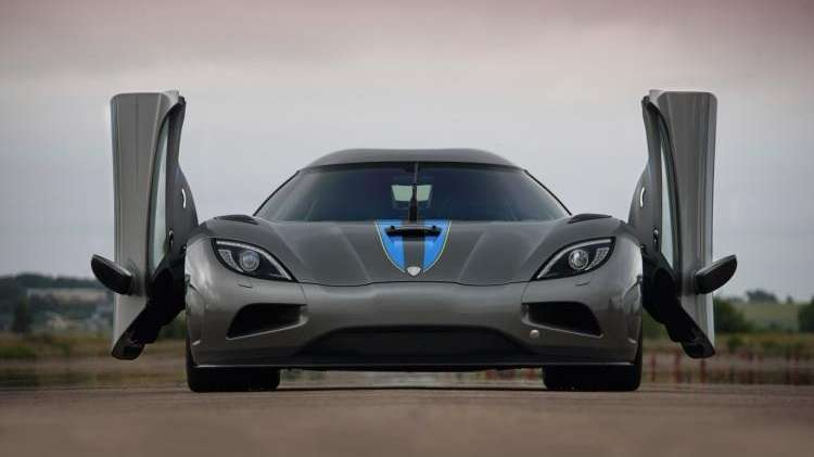 Superieur The Base Model Koenigsegg Agera Has Seven Speeds