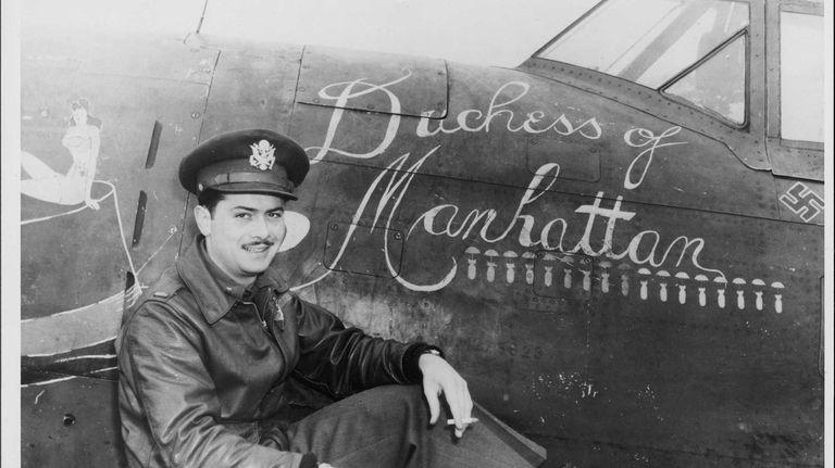 Henry Bernard Lederer, a World War II fighter
