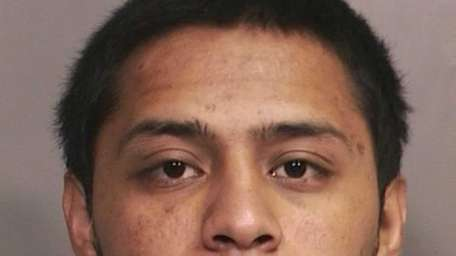 Carlos U. Mejia, 18, of Hicksville, faces charges