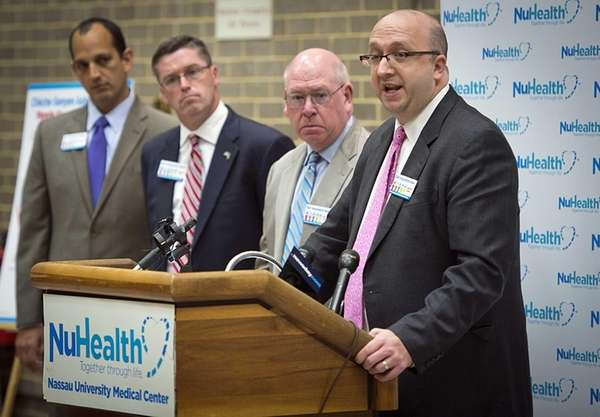 NuHealth President and Chief Executive Officer Arthur Gianelli