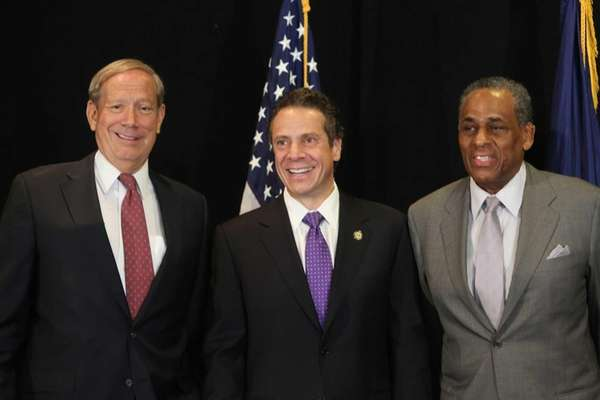 Governor Andrew Cuomo appointed former Gov. George Pataki,