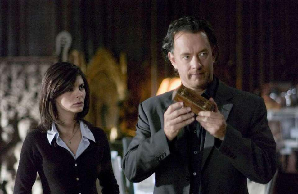 Robert Langdon in