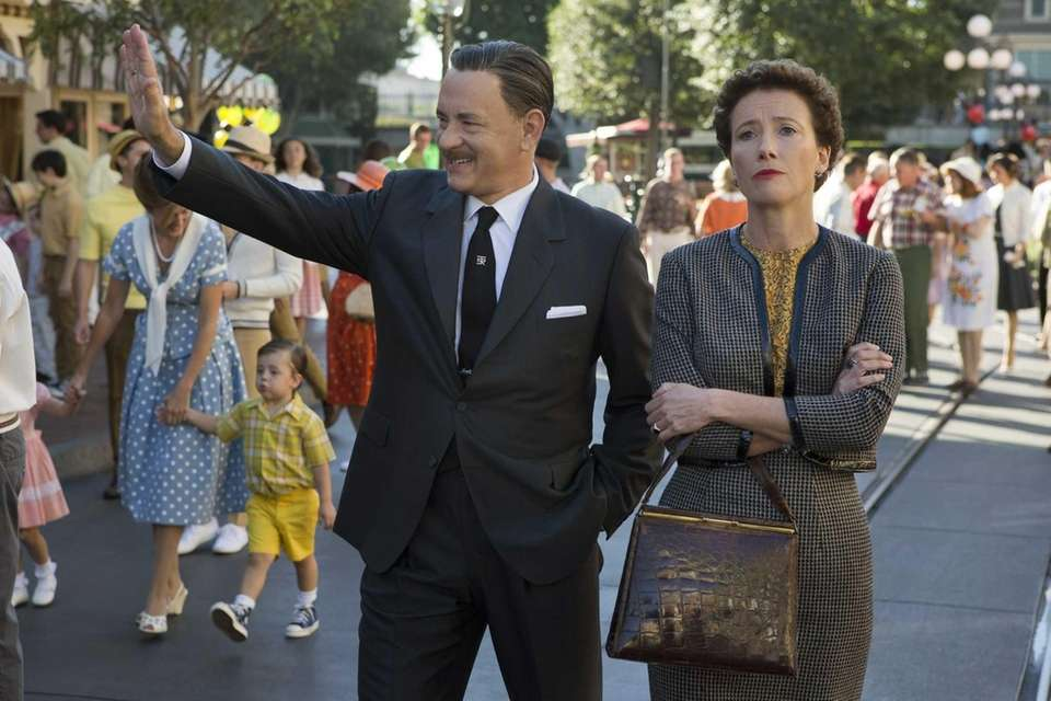 "Walt Disney in ""Saving Mr. Banks,"" in theaters Dec.13,"