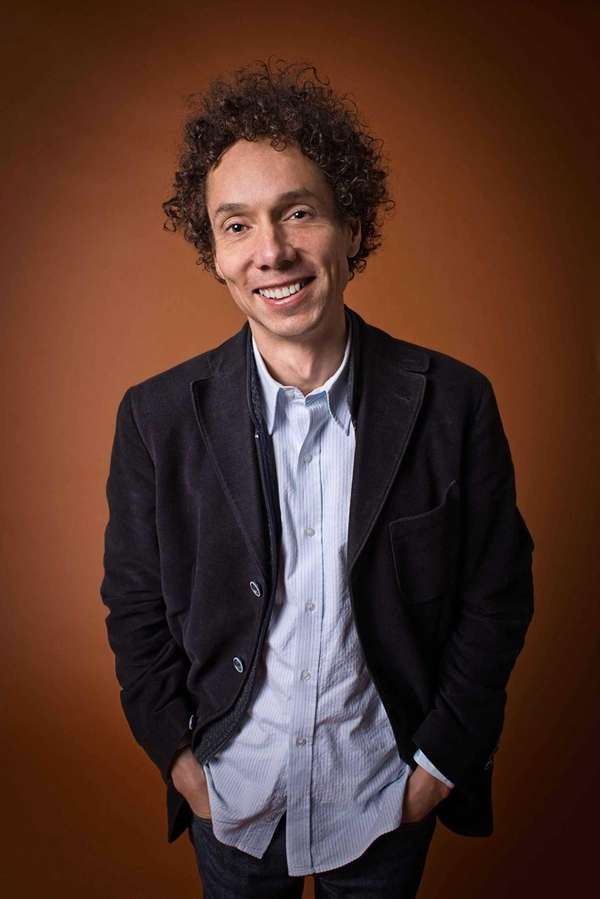 Malcolm Gladwell, author of