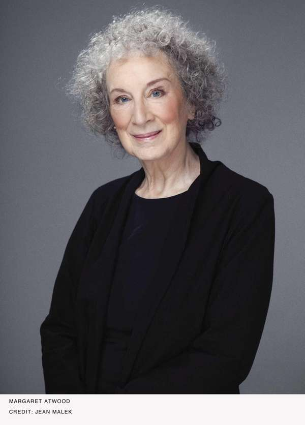 Margaret Atwood, author of