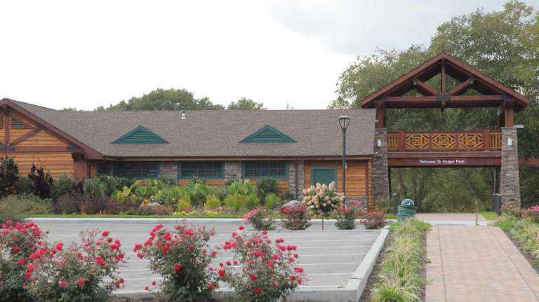Geiger Lake Memorial Park was recently renovated and