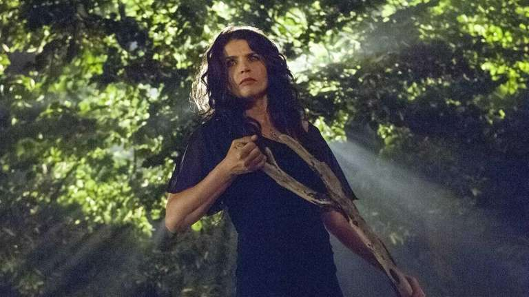 Julia Ormond stars in the new Lifetime drama