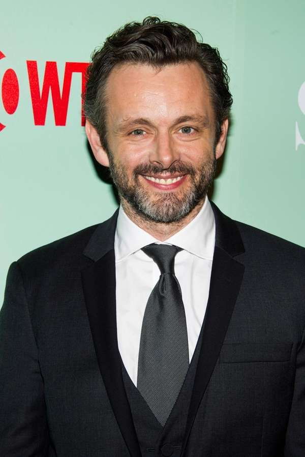 Michael Sheen attends the New York premiere of