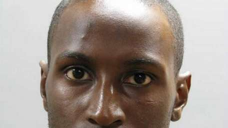 Carl H. Francois, 26, of Elmont, was charged