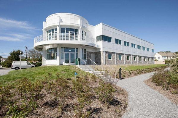 The Stony Brook University Marine Sciences Center in