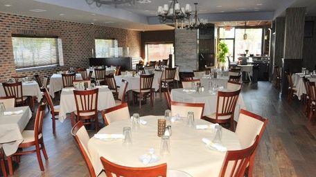 The newly remodeled Da Vinci's Restaurant & Lounge