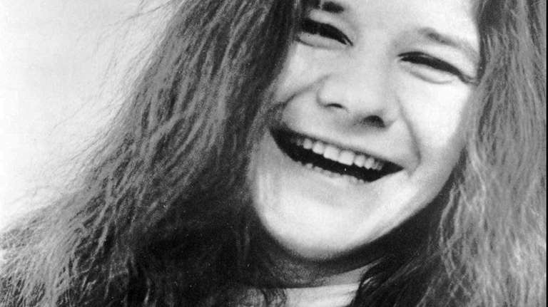 An October 1970 photo of Janis Joplin.