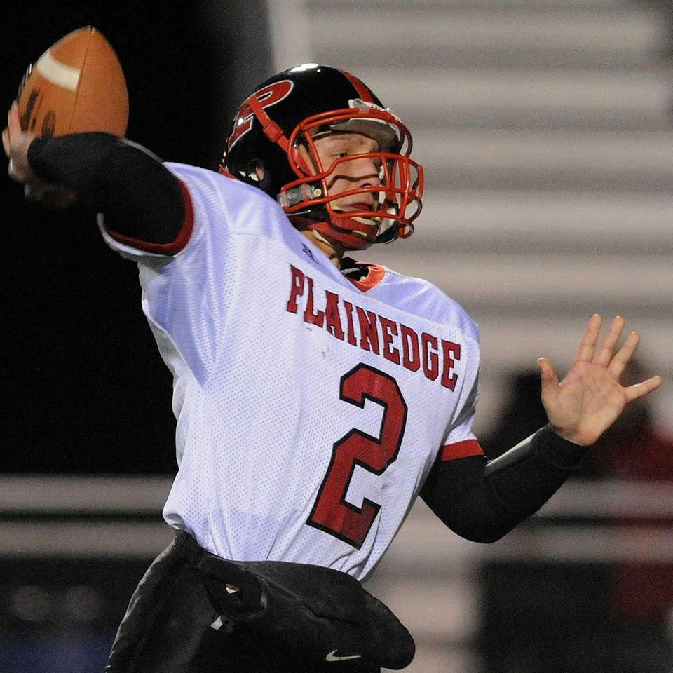 7. NICK FRENGER Plainedge, Senior The all-time leading
