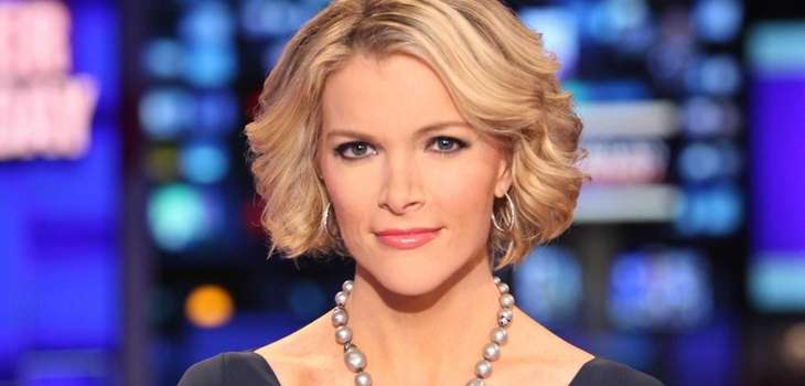 Fox News anchor Megyn Kelly poses at the