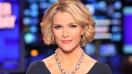 Fox News anchor Megyn Kelly poses at the