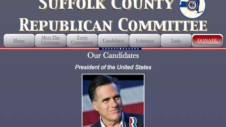 On the website of the Suffolk County Republican