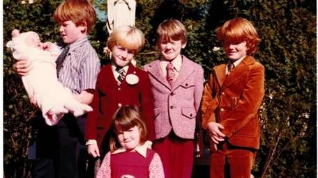 The children of Jack and Mary McCaffery of