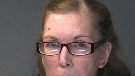 Suffolk police said Tina Alfani, 55, of Huntington