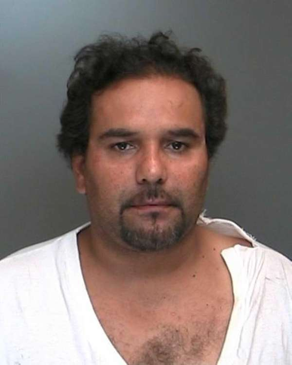 Suffolk police said Carmine Galarza, 42, of Brooklyn,