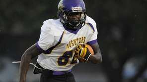 KEVIN MOWATT, CENTRAL ISLIP, 361 YARDS Oct. 4,