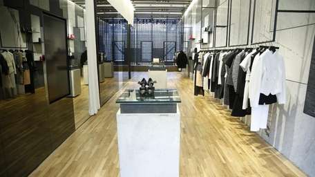Proenza Schouler opened its SoHo flagship store at