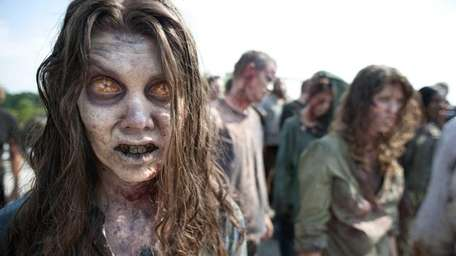 The undead of AMC's