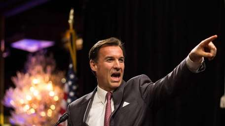 Thomas Suozzi at the Committees Fall Gala at