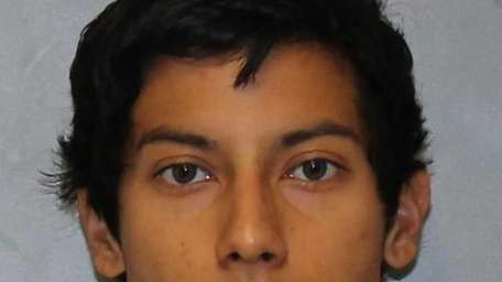 Melvin Herrera, 22, of Riverhead, has been charged
