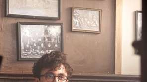 Daniel Radcliffe as Allen Ginsberg in quot;Kill Your