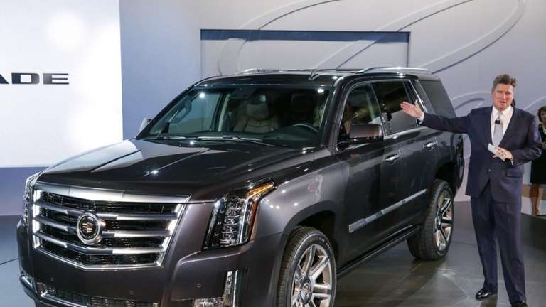 cadillac escalade nameplate may be used for more gm vehicles | newsday