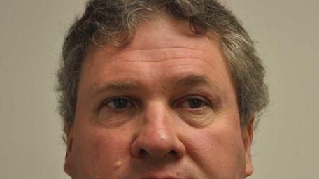 Hugh Coogan, 55, of Freeport, has been arrested