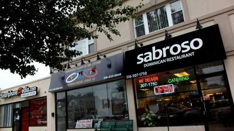 Sabroso in East Meadow. (Aug. 9, 2013)