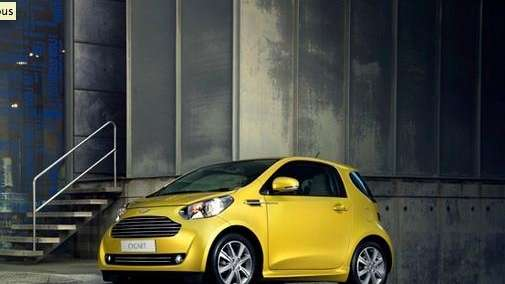 Aston Martin Cygnet Minicar Scrapped After Posting Embarrassing Sales