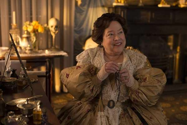 Kathy Bates as Madame LaLaurie in