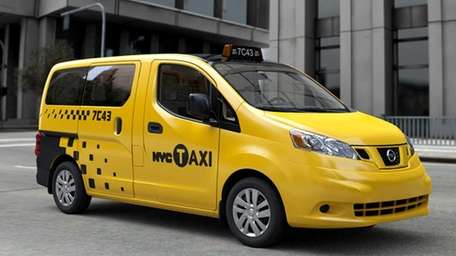 The Taxi of Tomorrow is a no go.