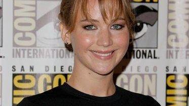 Jennifer Lawrence attends