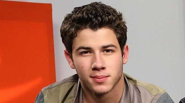 Nick Jonas (from left), Joe Jonas and Kevin
