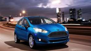 Fiesta ST prices start at $21,400. It?s only