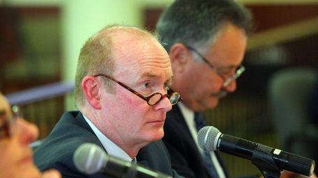 Nassau Deputy County Executive for Finances Tim Sullivan