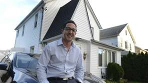 Danny Caruso, 31, bought a home in Franklin