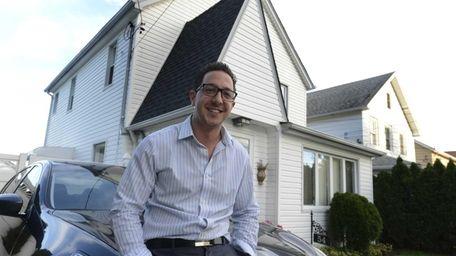 Danny Caruso, 31, bought a home in Franklin