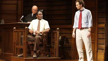 Fred Dalton Thompson, left, John Douglas Thompson, center,